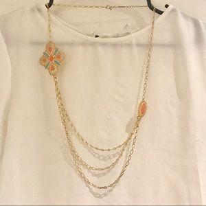 Jewelry - Asymmetrical Statement Necklace